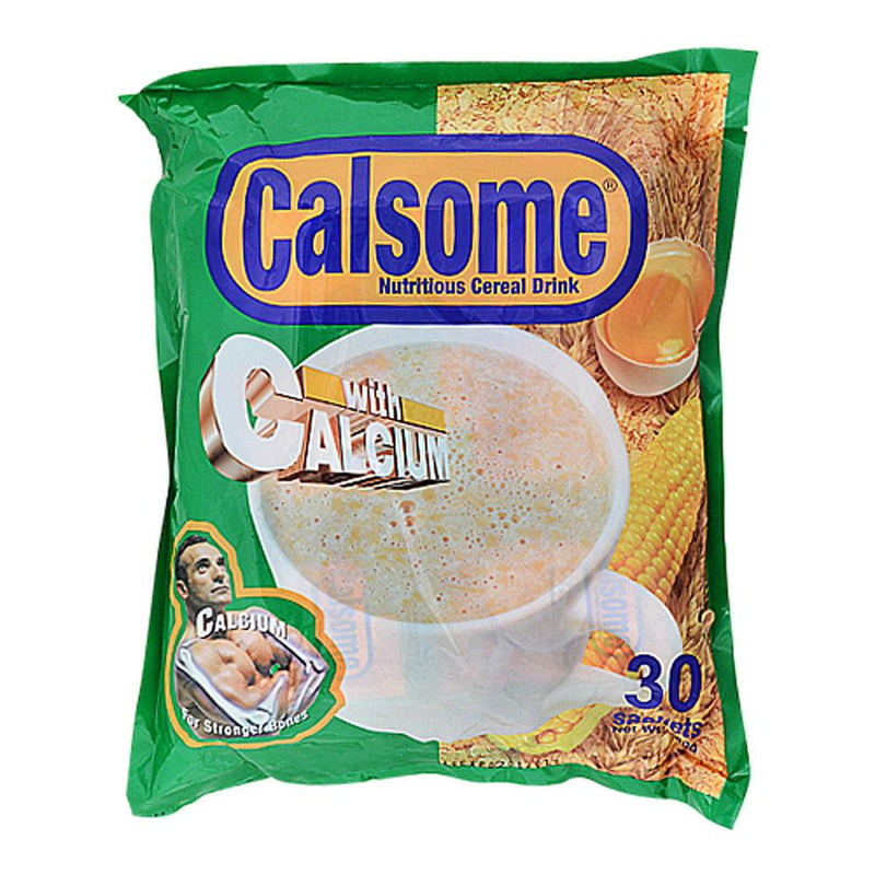 Calsome Nutritious Cereal Drinks (750g) (30 sachets) (4520025030774)