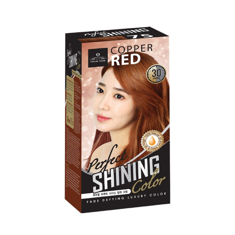 Perfect Shining Hair Colour No(75) Copper Red 60ml
