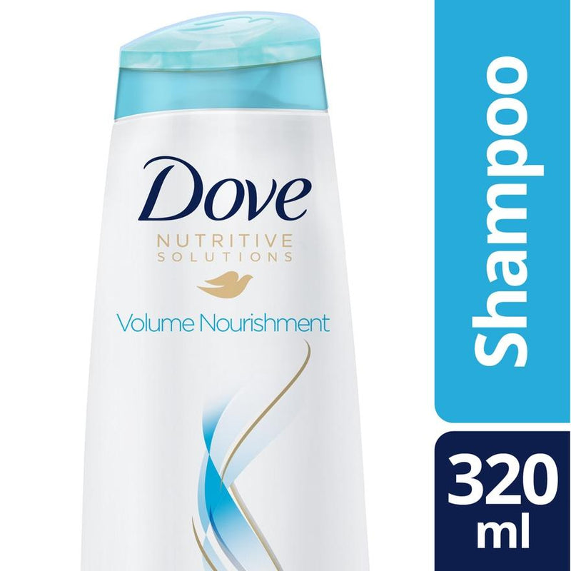 Dove Volume Nourishment Shampoo