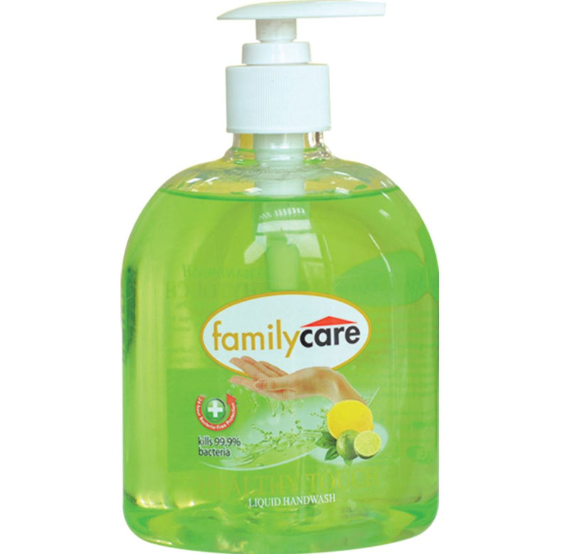 FAMILY CARE Liquid Handwashing Healthy Touch 500ml
