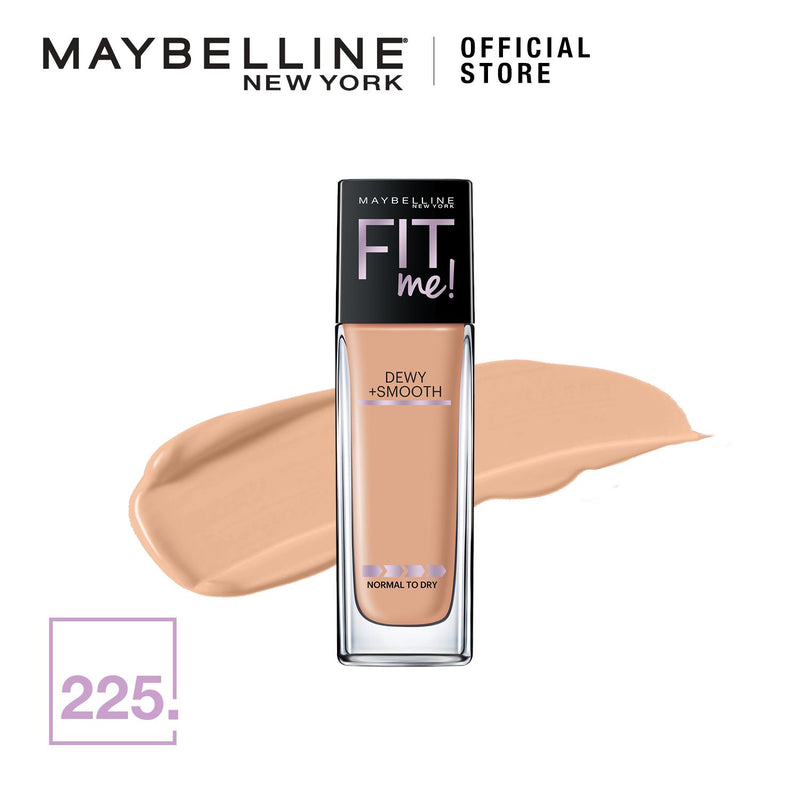Maybelline Fit Me Dewy & Smooth Foundation 30ml