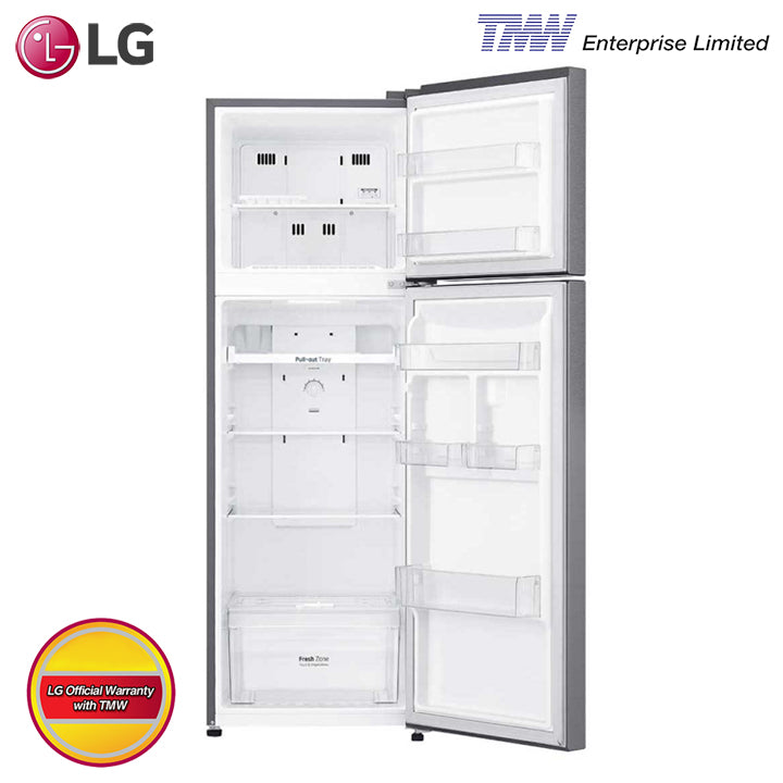 (Buy 1 Get Free Gift) LG 261L Two Doors Refrigerator GNB272SQCB; Free Gift: LG Health Care Gift Set