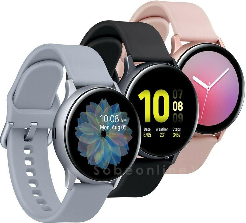 Samsung Galaxy Wearable Active 2 Smart Watch (44mm, GPS, Bluetooth)