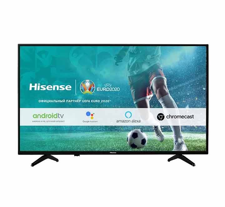 Hisense 40″LED TV (Digital T2+ Smart) (Android) 40B6600PA
