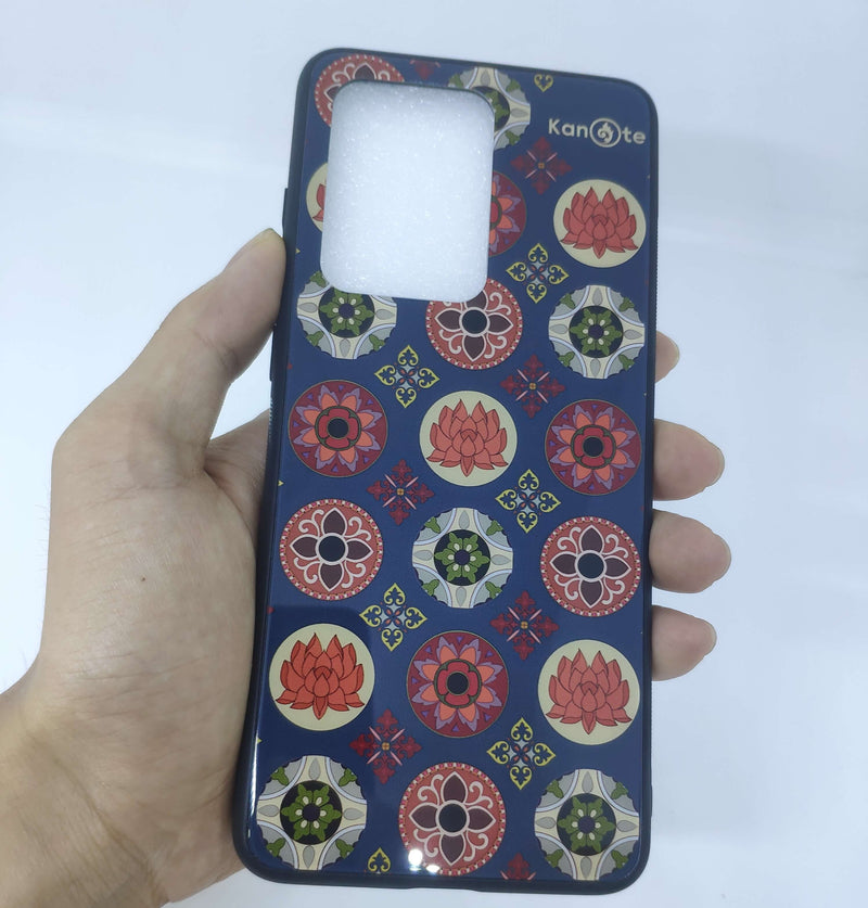 Samsung S20 Ultra Case (Mudra, Tempered Glass Cover)