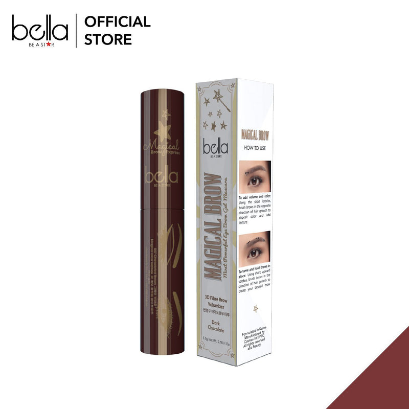Bella Iconic Brow Mascara 5.5g