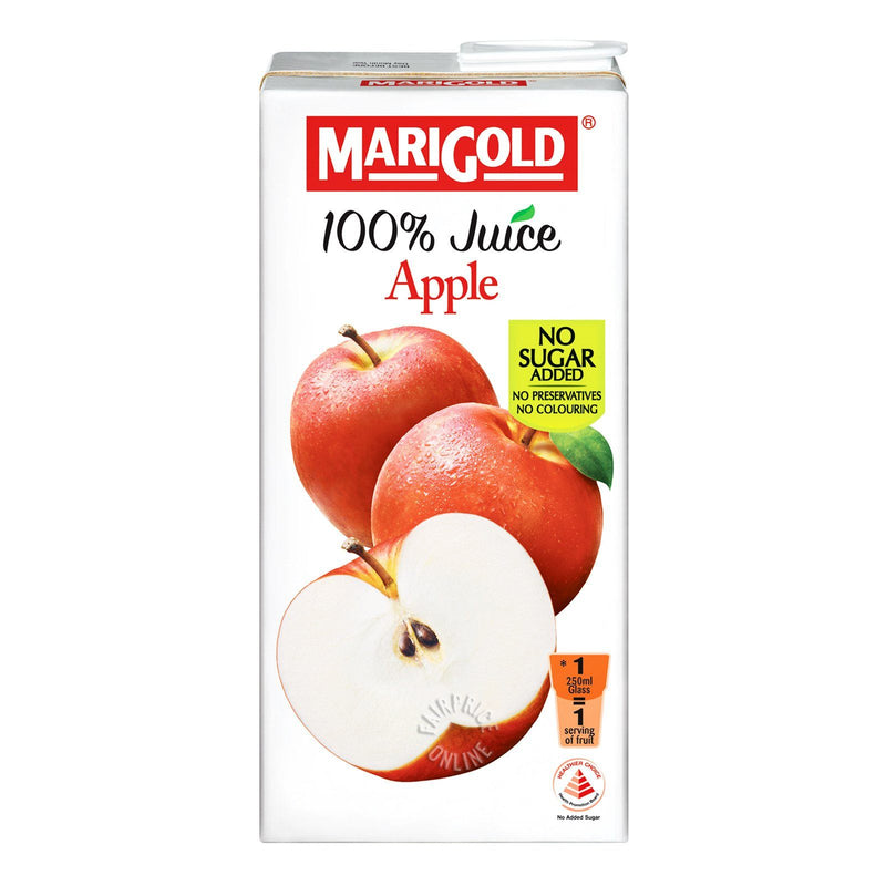 Marigold 100% Apple Juice (1L)