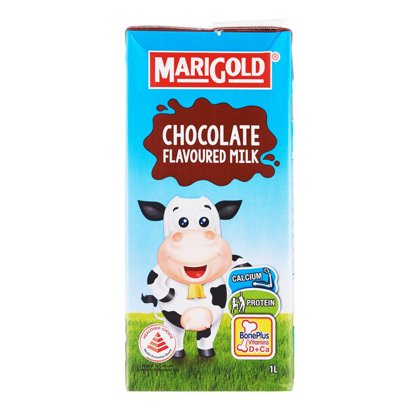 Marigold UHT Chocolate Milk 1ltr