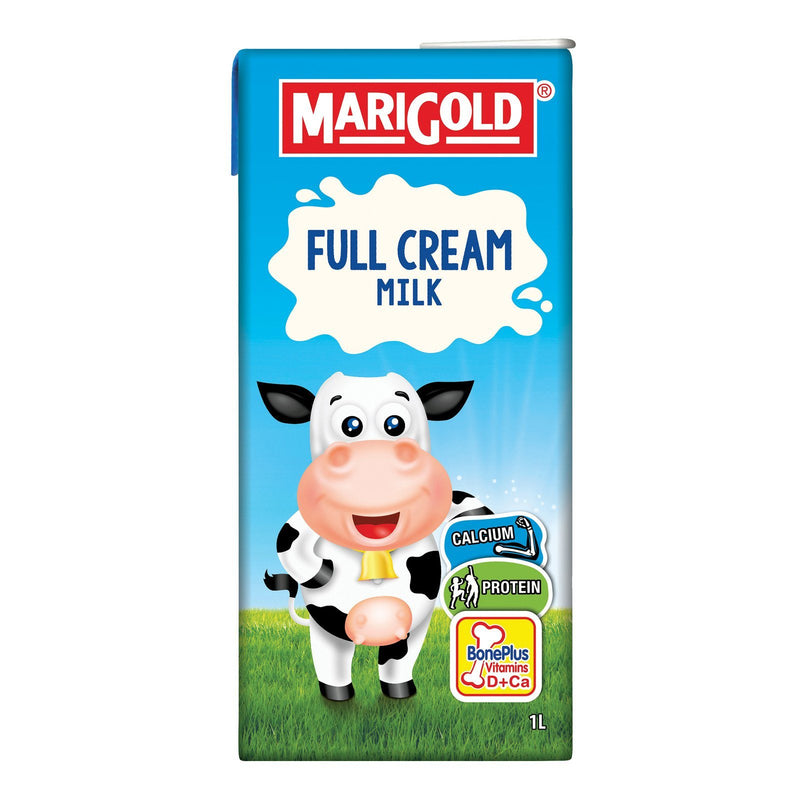 Marigold UHT Full Cream Milk 1ltr