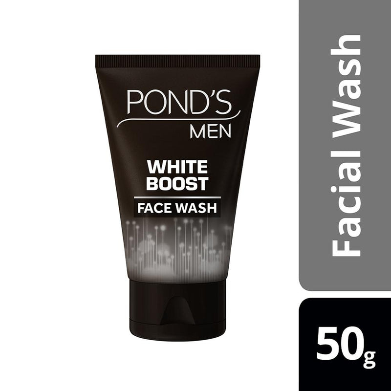 Pond's Men White Boost Face Scrub 50g