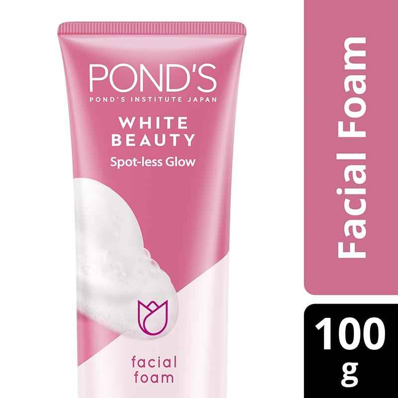 Pond's White Beauty Facial Cleanser
