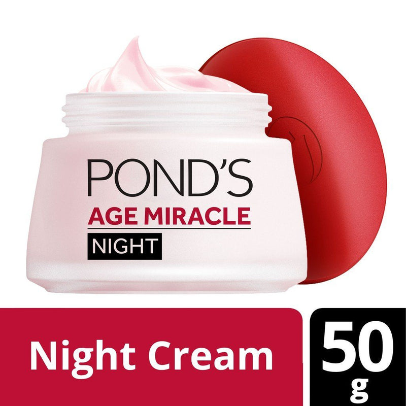 Pond's Age Maricle Night Cream 50G