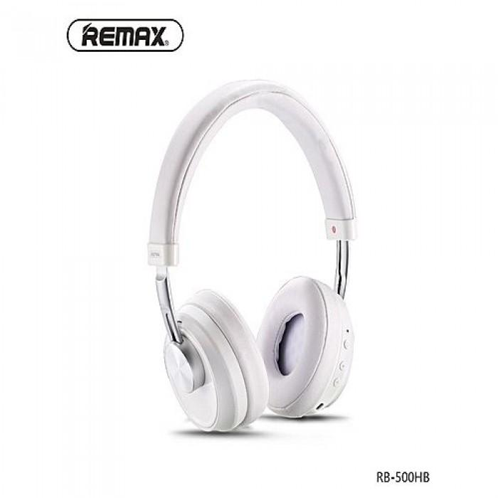 REMAX Music Bluetooth HeadphoneRB-500HB (4490776608886)