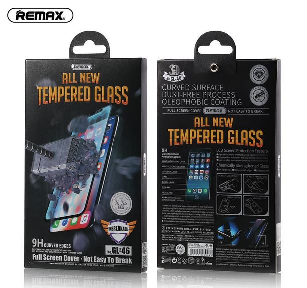 Remax All New Tempered Glass Screen Protector GL-46 for iphone 6/6s