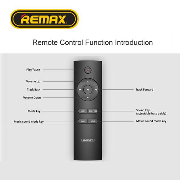 Remax RTS-10 Remote