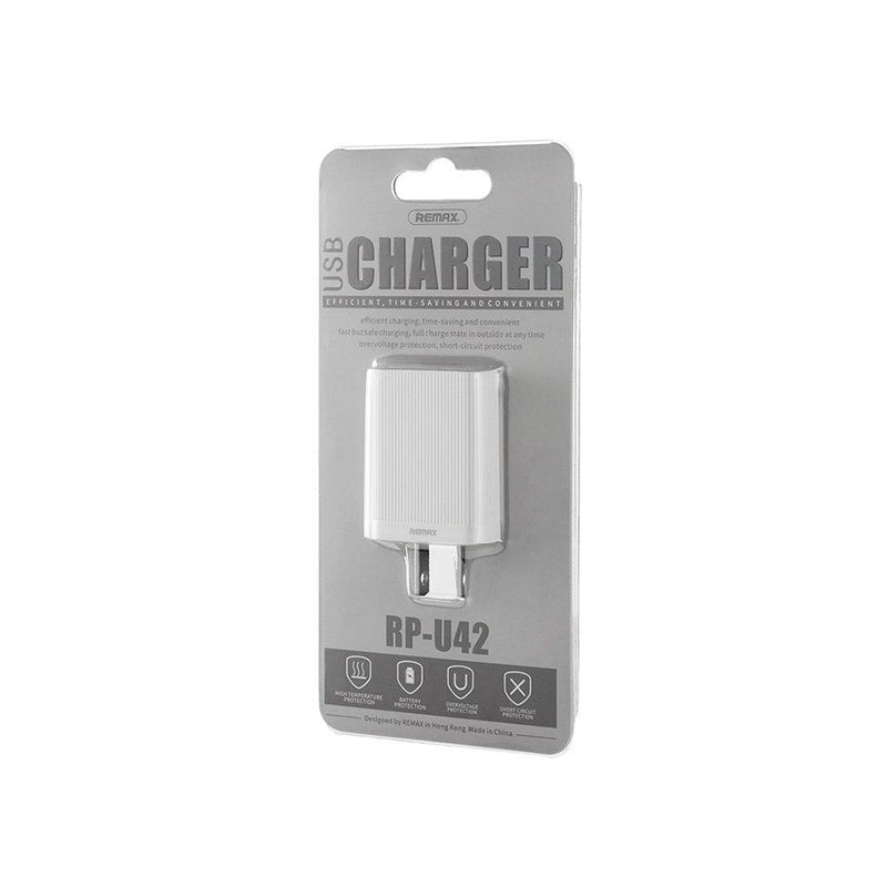 Remax Single USB Charger RP-U42 US