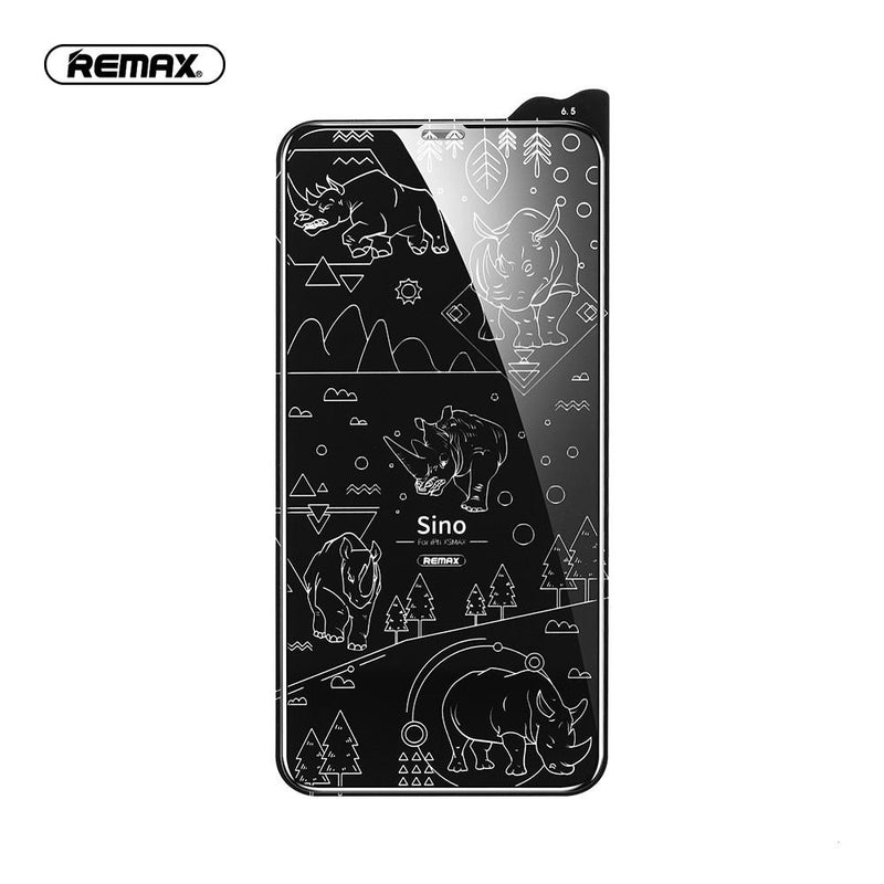 Remax Sino Series Privacy Screen Protector Tempered Glass GL-56 for iphone XS Max