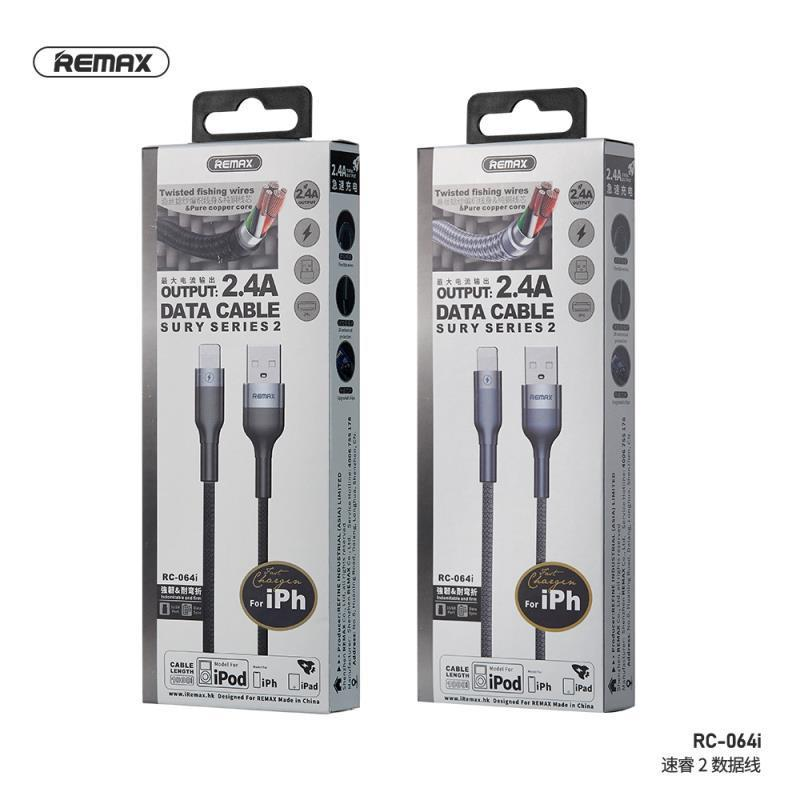 Remax Sury 2 Series Charging Cable RC-064a