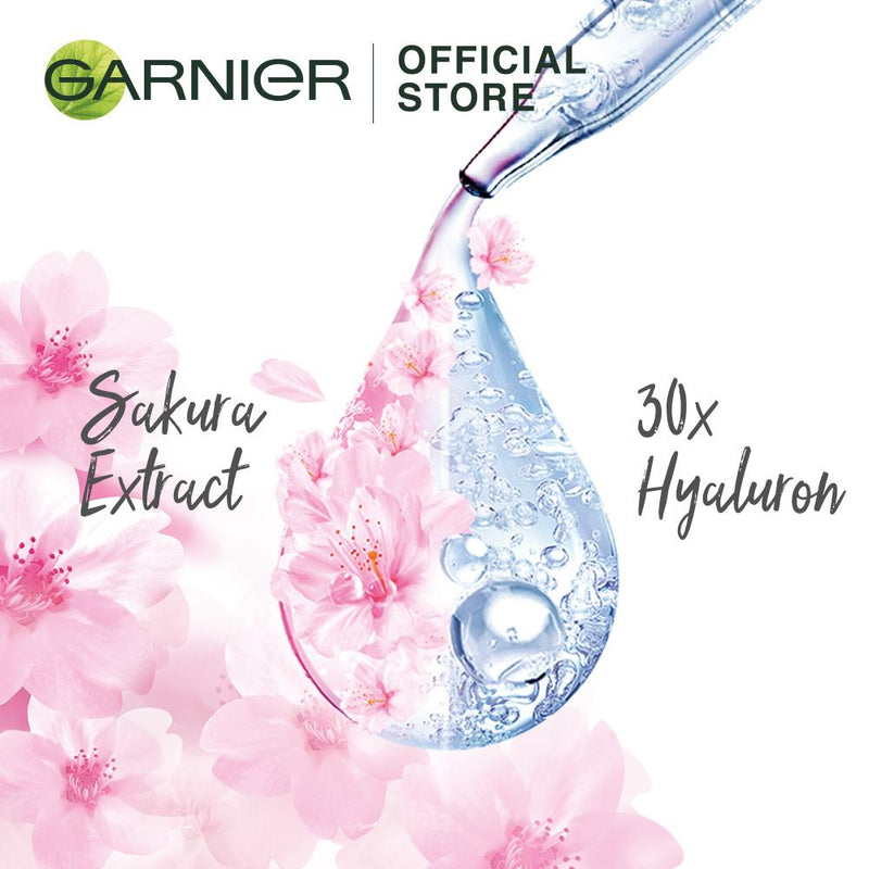 Garnier Sakura White Booster Serum 30ml