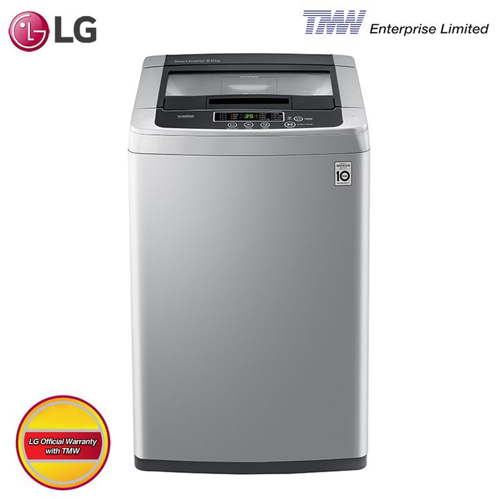 LG 8kg Fully Auto Top Load Washing Machine T2108VSPM8