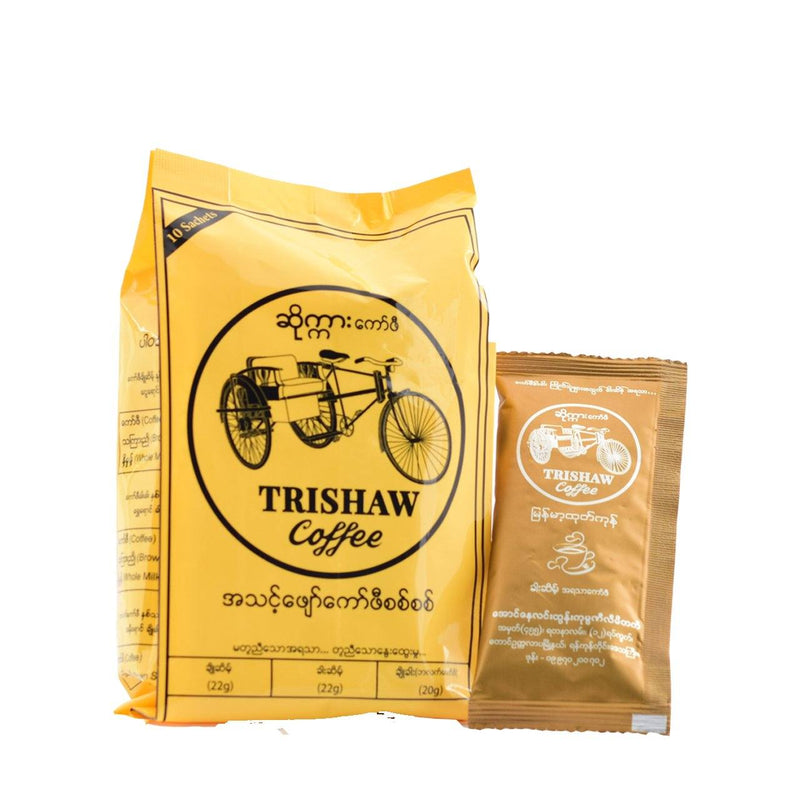 Trishaw 22g 30 Pieces Gold