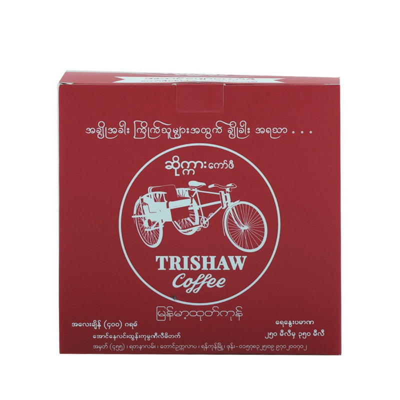 Trishaw Red Box 400G