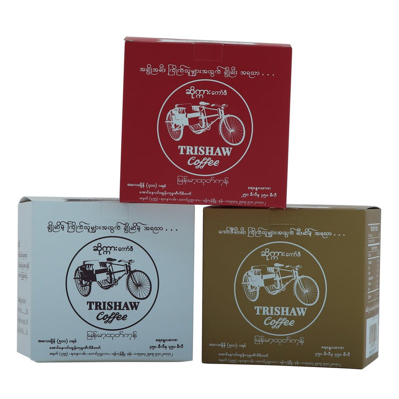 Trishaw Gold Box 500g