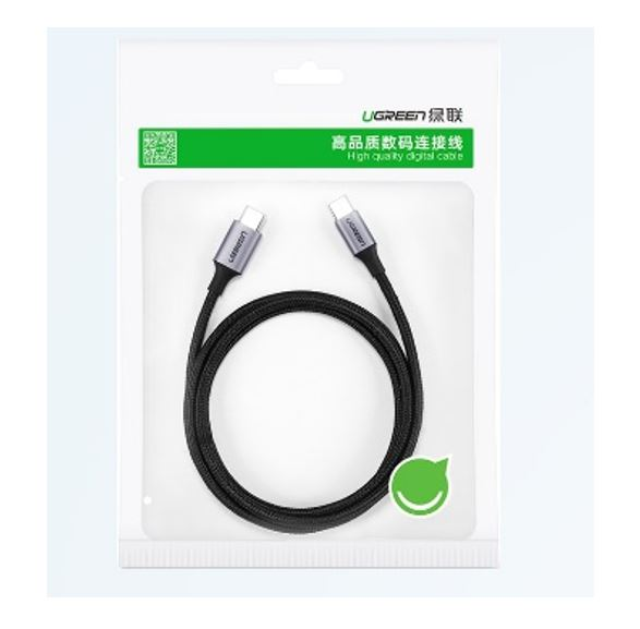 Ugreen Usb 2 0 Type C To Type C Cable 3A Us261 1 5M
