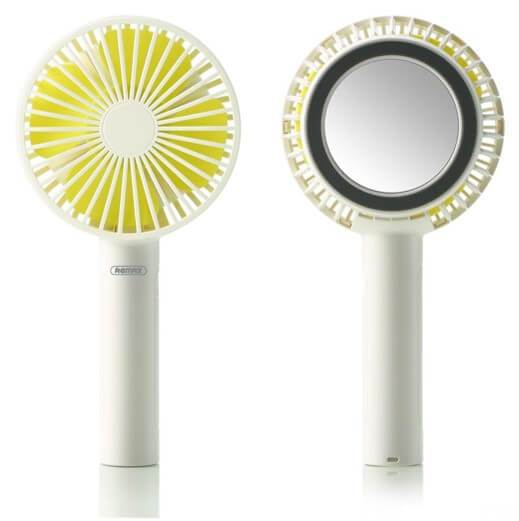 REMAX Magnetic Makeup handheld fan F22 (4507956379766)