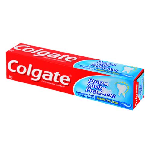 Colgate Proven Cavity Protection Double Cool Stripe 35g