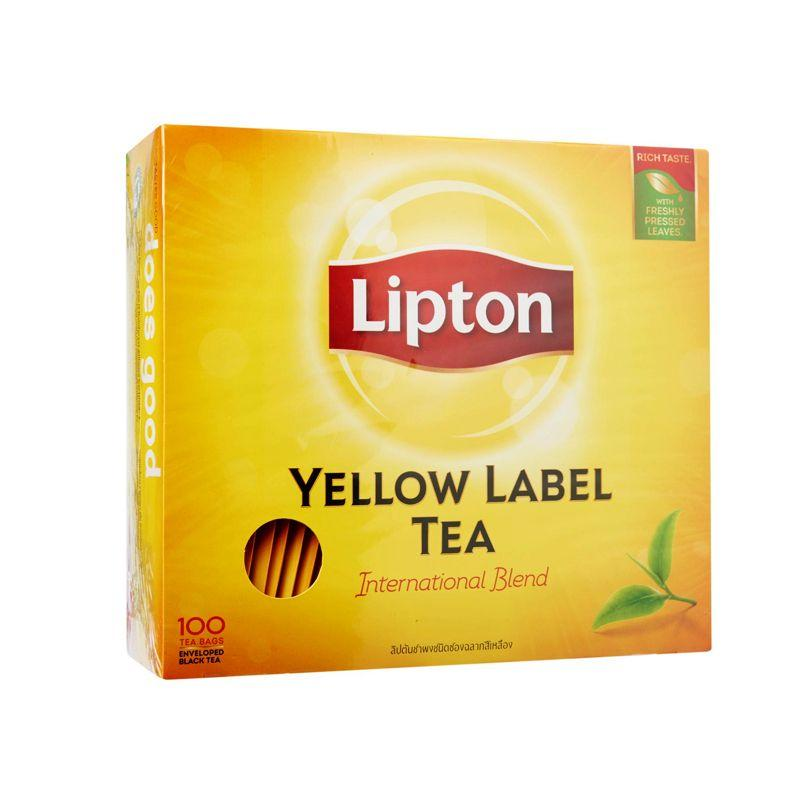 Lipton Yellow Label Tea 200g (2g x 100 envelope sachets)