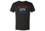 ACL Adult Red/White/Blue Vint. Black Shirt