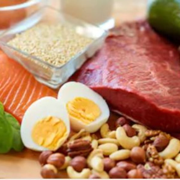 Best Food for Muscle Growth...It's All About The Protein