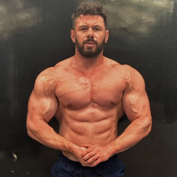 Body Builder Ste Ryan Answers The Questions