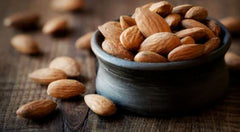 Nuts Are High In Protein & Fibre
