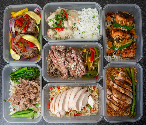 Low Calorie Meal Plan, Tasting As Good As Ever Though!