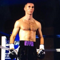 Jack 'The Ripper' McKinlay In Action In The Boxing Ring