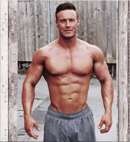 Body Builder and Contestant John Clarke From G42 Gym