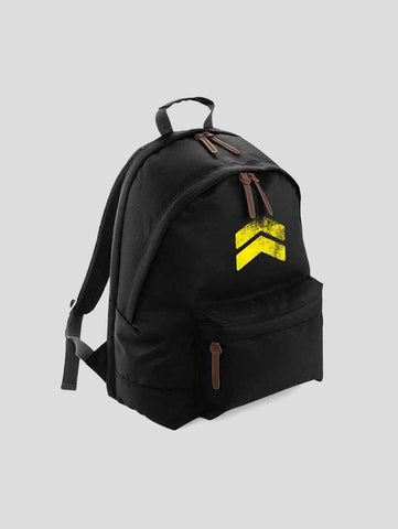 Leeds Chevron Logo Back Pack