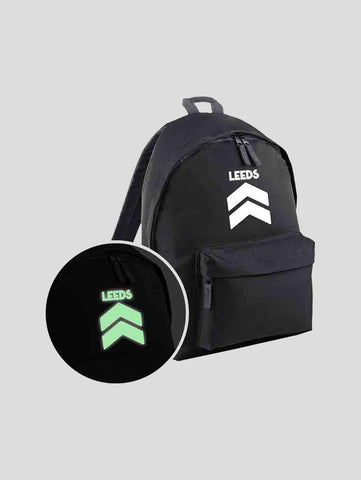 Leeds Logo Back Pack