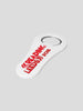 Logo Magnet Bottle Opener