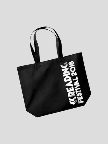 Reading 2018 Logo Tote Bag