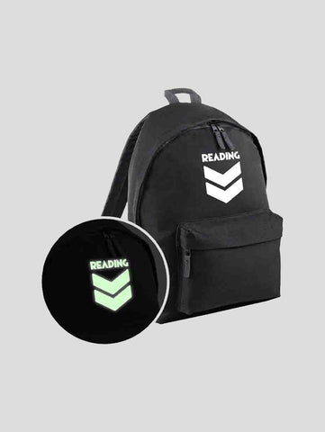 Reading Logo Back Pack