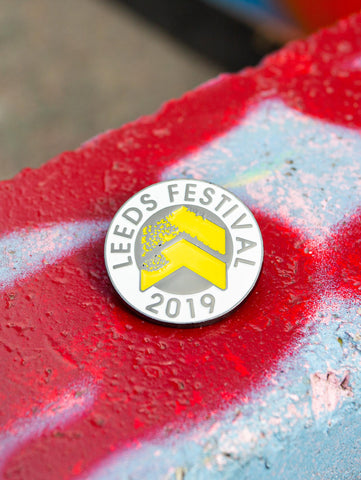 Leeds 2019 Festy Pin