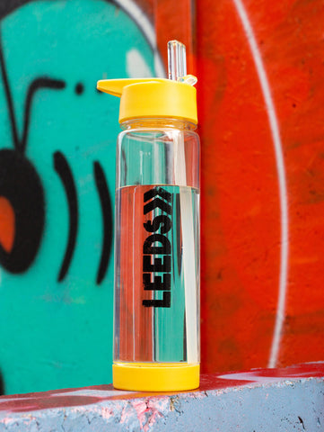 Leeds Plastic Waterbottle