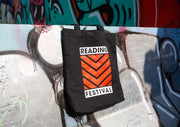 Reading Chevron Logo Tote Bag