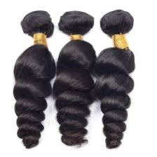 Brazilian Virgin Hair Loose Wave Bundle
