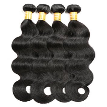 Brazilian Virgin Hair Body Wave Bundle