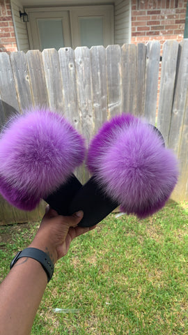 Purple Passion XXL Fluffies