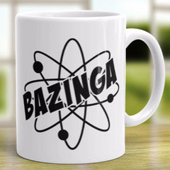 """Bazinga"" Coffee Mug"